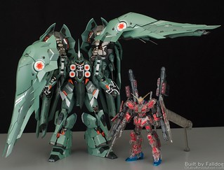 Steel Legend Metal Build Kshatriya 3 by Judson Weinsheimer
