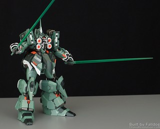 Steel Legend Metal Build Kshatriya 14 by Judson Weinsheimer