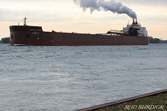 mm111118s_rb (rburdick27) Tags: interlake interlakesteamshipcompany mesabiminer stclairriver scenicmichigan steam plume