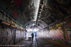 Leake Street Tunnel (www.chriskench.photography) Tags: london england uk unitedkingdon gb greatbritain europe architecture underground subterrainian street fujifilm xt2 kenchie wwwchriskenchphotography