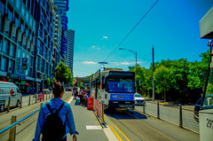 _DSC2443 (Sheng-Ren) Tags: australia melbourne mel 澳洲 墨爾本 ao open lightrail southcross 南十字星 網球 tennis street 街景 market queen queenmarket