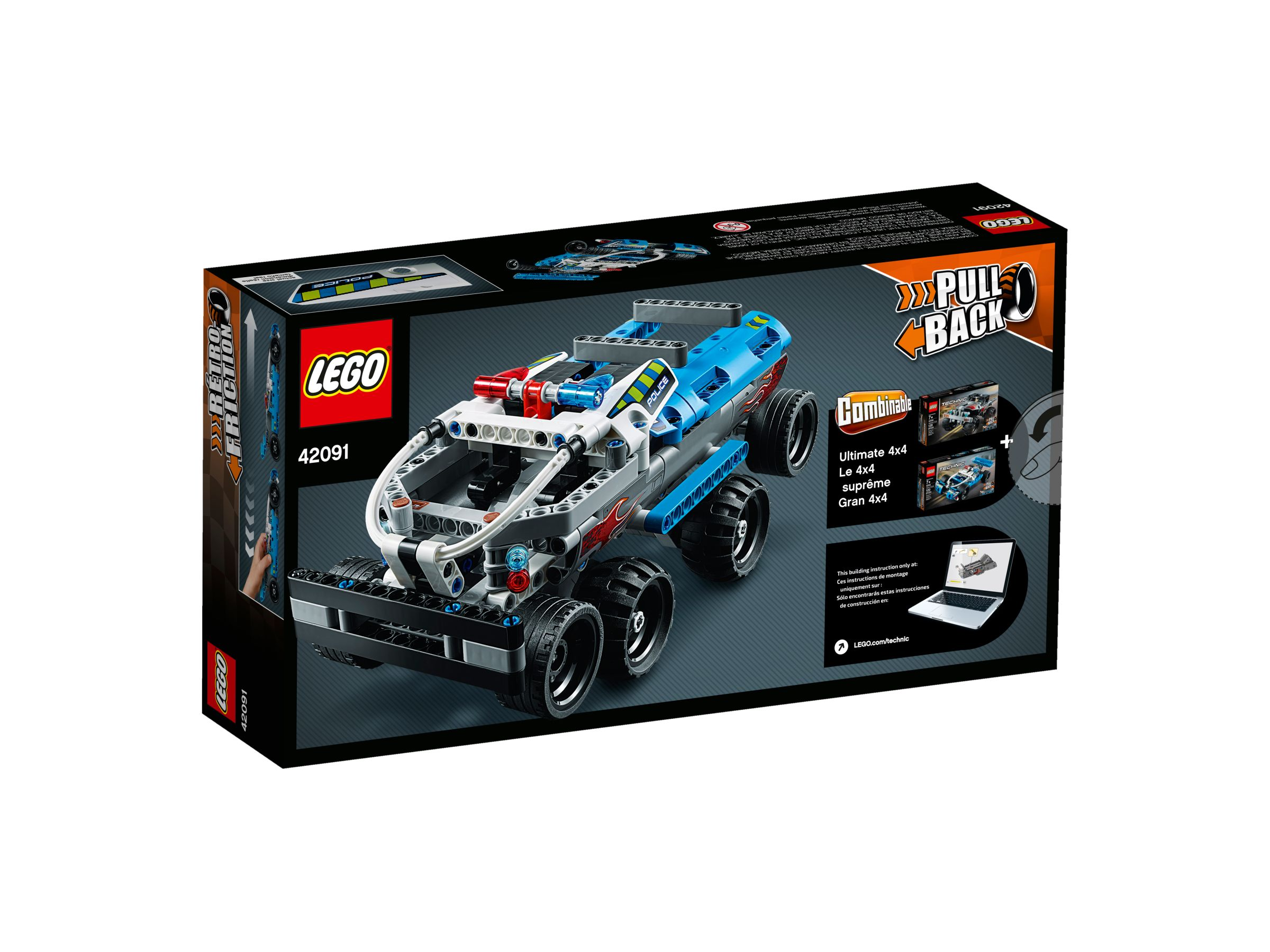 2019 lego technic sets from the first wave candidbricks. Black Bedroom Furniture Sets. Home Design Ideas