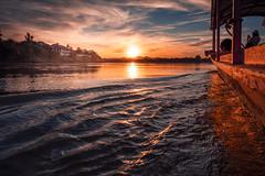 Chiang Khan sunset (nat_panviroj) Tags: