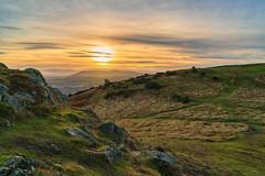Looking South from Arthur's Seat (MilesGrayPhotography (AnimalsBeforeHumans)) Tags: 2470 fe2470mmf4zaoss sonyfe2470f4zaoss nd auldreekie arthursseat winter britain pentlandhills city dusk edinburgh europe evening fe glow golden goldenhour iconic ilce7rm2 landscape lens landscapephotography hill outdoors oss photography photo rocks scotland scenic sky sunset sony sonya7rii a7rii sonyflickraward sonyilce7rm2 scottish scottishlandscapephotography sunlight town uk unitedkingdom volcano volcanic zeiss