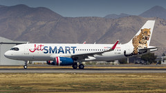 Airbus A320-232SL / JetSMART / CC-AWH (Vicente Quezada Duran) Tags: airbus a320232sl jetsmart ccawh s special scel scl santiago spotter spotting avgeek aviación aviation aviacion airlines airline photography picture plane visit visita visitor