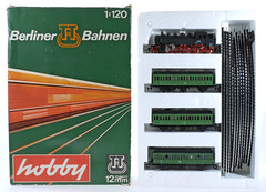Berliner Bahnen TT 1131 set (adrianz toyz) Tags: toy model 1120 scale tt ddr eastgermany adrianztoyz berliner bahnen dr railway set 1131 train locomotive loco 282 86460 12mm gauge gdr