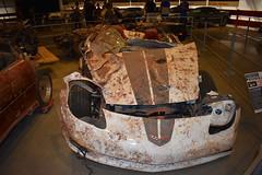 1,500,000 CORVETTE (SneakinDeacon) Tags: chevrolet corvette museum autos automobile bowlinggreen