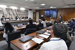 CCS - Conselho de Comunicação Social (Senado Federal) Tags: audiênciapública carlosantunessilva ccs elifaschavesgurgel inovaçõesecomunicações marceloantôniocordeirodeoliveira mctic ministériodaciência tecnologia teladeprojeção brasília df brasil bra