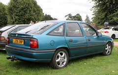 L206 XNP (3) (Nivek.Old.Gold) Tags: 1993 vauxhall cavalier v6 cesaro auto 5door 2495cc