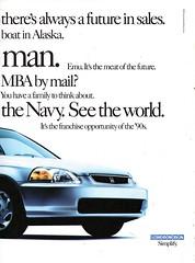 1997 Honda Civic Sedan Page 2 USA Original Magazine Advertisement (Darren Marlow) Tags: 1 7 9 19 97 1997 h honda civic s sedan c car cool collectible collectors classic a automobile v vehicle j jap japan japanese asian asia 90s
