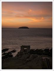 brean-down-sunset-1100617-090119 (Peadingle) Tags: sunset dusk brean down fort somerset