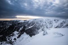 Le hohneck (Manonlemagnion) Tags: nature paysage vosges hiver froid neige givre blanc matin lumière hohneck nikond810 1635mmf4