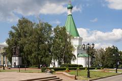 Nizjnij Novgorod 1.16, Russia (Knut-Arve Simonsen) Tags: russia nizhniynovgorod gorky volga oka kremlin russland россия нижнийновгород