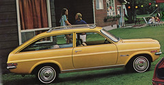 1972 Firenza Wagon (coconv) Tags: car cars vintage auto automobile vehicles vehicle autos photo photos photograph photographs automobiles antique picture pictures image images collectible old collectors classic ads ad advertisement postcard post card postcards advertising cards magazine flyer prestige brochure dealer 1972 firenza wagon 72 vaulhall gm buick pontiac station longrood long roof canadian canada