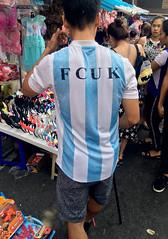 FCUK (cowyeow) Tags: hanoi vietnam asia asian street urban city fuck shirt tshirt man candid dude travel market streetmarket