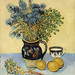 Still Life (Nature morte) (1888) by Vincent Van Gogh. Original from the Barnes Foundation. Digitally enhanced by rawpixel.