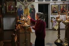 06. Служба митр. Арсения во Всехсвятском храме г. Святогорска 02.12.2018