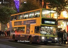 Dublin Bus AX503 (06D30503). (Fred Dean Jnr) Tags: busathacliath dublinbus dublin november2013 volvo b7tl alexander dennis alx400 dublinbusyellowbluelivery dublinbusroute140 ax503 06d30503 oconnellstreetdublin