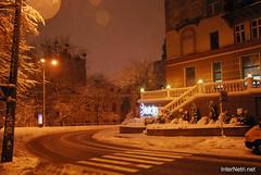 Засніжений зимовий Київ 417 InterNetri.Net Ukraine