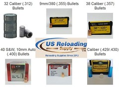 Reloading Bullets with Free Shipping (usrsbullets) Tags: reloadingbullets oncefiredbrassforsale