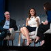Jennifer Garner and John Foraker at the Fast Company Innovation Festival
