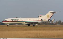 Boeing 727-282 Burkina Faso Government XT-BFA (Clément W.) Tags: boeing 727282 burkina faso government xtbfa lbg lfpg