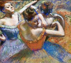 Dancers, 1899 (Mr. History) Tags: degas dancers dancing toledomuseumofart toledo ohio
