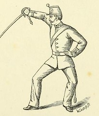 This image is taken from Page 15 of A new system of sword exercise for infantry [electronic resource] (Medical Heritage Library, Inc.) Tags: gymnastics exercise martial arts military personnel wellcomelibrary ukmhl medicalheritagelibrary europeanlibraries date1876 idb20419569