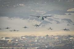 Cruzex 2018 ejercicio aéreo realizado en Brasil. (mindefchile) Tags: a1m a4 a4skyhawk af1 amx bra brasil brazil brazilianairforce braziliannavy c105amazonas chl cruzex cruzex2018 cessnaa37dragonfly chile dassaultmirage2000p eadscasac295 embraer f16c f5 f5etigerii f5em fab fach fighter forcaaereabrasileira forçaaéreabrasileira fotojohnsonbarros generaldynamicsfokkerf16amfightingfalcon generaldynamicsf16amfightingfalcon generaldynamicsf16cfightingfalcon generalelectricj85 m2000p mb marinhadobrasil mcdonnelldouglasaf1skyhawk mediaflight natalrn northropcorporation peruairforce ury usa usaf uruguaiairforce aeronave aircrat airplane avião caça monoplace turbofan turbofanrollsroycespey807 turbohelice turbojato turbojet turboprop natal rn