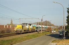LINΞΛS 7857 Wetteren (TreinFoto België) Tags: 7712 7857 siemens vossloh lineas hlr77 37910 gentnoord aisemont wetteren lijn 50 belgium belgien belgië belgique