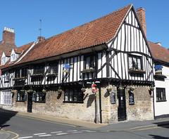 Blue Pig, Grantham. (piktaker) Tags: lincolnshire grantham pub inn bar tavern publichouse bluepig