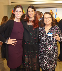 2018.12.05 Danica Roem Reception, Washington, DC USA 08855