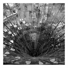 Retail vortex (AurelioZen) Tags: europe germany berlin friedrichstrase departmentstore gallerieslafayette jeannouvel consumerism glassarchitecture
