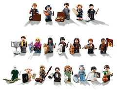 LEGO Minifigures 71022 Harry Potter and Fantastic Beasts (Pasq67) Tags: lego minifigs minifig minifigure minifigures afol toy toys flickr pasq67 2018 harry potter fantastic beasts harrypotter fantasticbeasts 71022