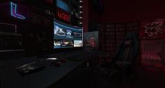 Long night (Greg Noyes) Tags: kunst extreme gaming onsu second life