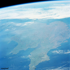 View of a portion of Great Britain looking northeastward. Original from NASA. Digitally enhanced by rawpixel. (Free Public Domain Illustrations by rawpixel) Tags: astrology astronomical astronomy astrophotography atmosphere blue celestial climatechange clouds cosmology cosmos earth environment environmentalconservation globalwarming globe greatbritain green land name nasa ocean outerspace pdnasa planet publicdomain sea solarsystem space sphere surface themilkyway universe water
