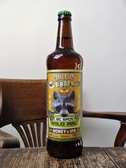 Wild Arc Honey IPA (knightbefore_99) Tags: beer pivo craft art best cerveza tasty malt hops wildarc honey ipa india pale ale bcspca racoon awesome