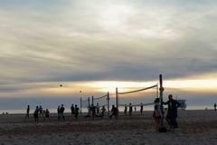 Ocean Park CA, .18/1 (Basic LA) Tags: oceanparkca oceanpark oceanparkbeachsantamonica la losangeles socal california beach volleyball sunset
