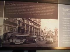 P9193049 (bentchristensen14) Tags: usa unitedstatesofamerica california sanfrancisco sanfranciscorailwaymuseum museum tram steuartstreet