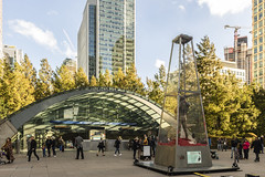 Every One Remembered (constructinglondon) Tags: canarywharf remembrance lestweforget art