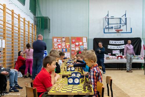 I Turniej Szachowy Dla Niepodległej-159
