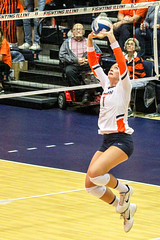 Set (RPahre) Tags: set volleyball universityofillinois champaign illinois huffhall huff jordynpoulter copyrighted robertpahrephotography donotusewithoutpermission