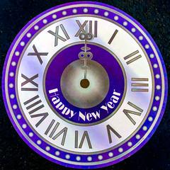 Happy New Year (Timothy Valentine) Tags: squaredcircle 0109 home eastbridgewater massachusetts unitedstates us 2019