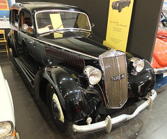 Lancia Artena Ministeriale S4 1940 (Zappadong) Tags: lancia artena ministeriale s4 1940 techno classica essen 2017 zappadong oldtimer youngtimer auto automobile automobil car coche voiture classic classics oldie oldtimertreffen carshow