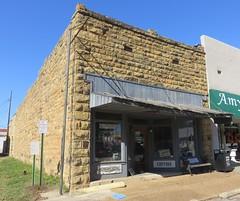 Historic Storefront Building (Heber Springs, Arkansas) (courthouselover) Tags: arkansas ar cleburnecounty hebersprings arkansasozarks ozarkmountains northamerica unitedstates us
