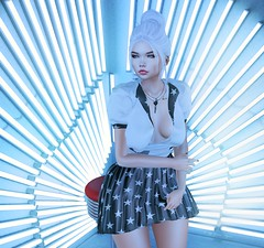 The Light in the Heart (Yuna.Styles) Tags: foxcity maitreya bloggingsl fashion catwahead love foxyhair secondlife senihaoriginals fashiowl limit8 secondlifeevents secondlifefashion secondlifeposes accessevent