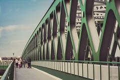 Starý most (José L.Gutiérrez) Tags: nikon d7100 reflex mirror panorama people fisheye building bratislava slovakia architecture danube 200mm