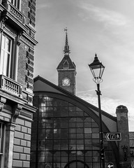 Louth, Lincolnshire (Andy barclay) Tags: louth lincolnshire town city urban market old history georgian buildings building architecture sunny winter cold nikin nikon 35mm 35mm18g d7100 street travel people daily life