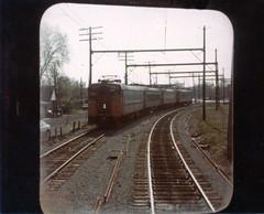 South Shore Hammond 2 1979 (jsmatlak) Tags: chicago south shore bend indiana line interurban electric railway train nictd