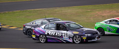 Potts Motorsports -17 (andrew edgar .......) Tags: yellow potts pottsmotorsports 28 smp nsw production touring